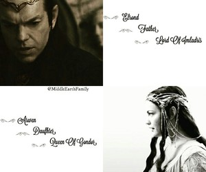 hugo weaving, elrond, and elven image