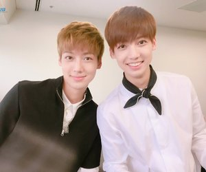 boyfriend, twins, and youngmin image