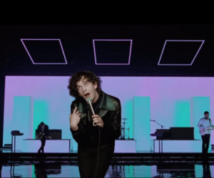 bands, the 1975, and love image