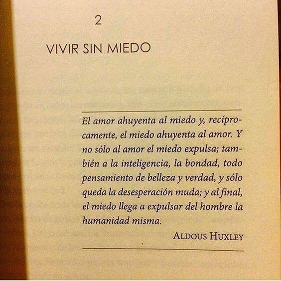 Sin Miedo Shared By Danypg On We Heart It