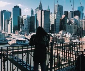 bridge, goals, and Brooklyn image