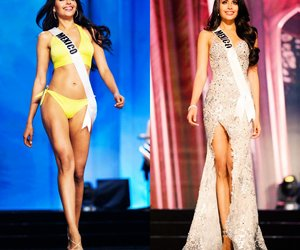 beauty, miss mexico, and girl image