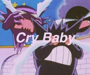 baby, haunter, and gastly image