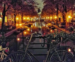 travel and amsterdam image