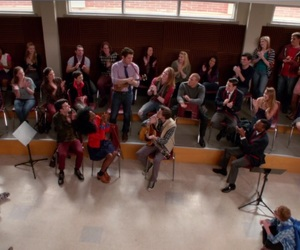 glee, screencap, and screencaps image