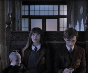 A Series of Unfortunate Events, series, and Violet Baudelaire image