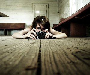 camera, indie, and photographer image