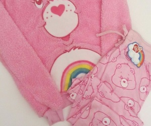 care bears, pink, and want image