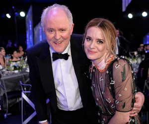 the crown, sag awards, and john lithgow image