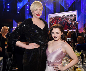 game of thrones, sag awards, and maisie williams image