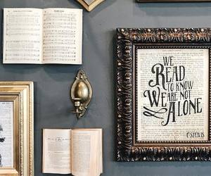 books and wall image