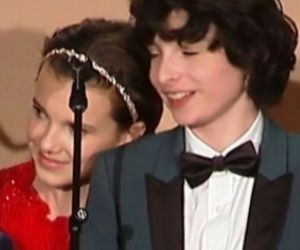 stranger things, fillie, and mike and eleven image