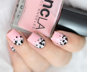 nail art, polish, and nails image