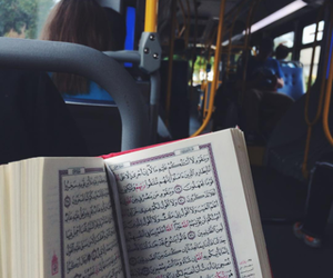 bus, islam, and قرآن image