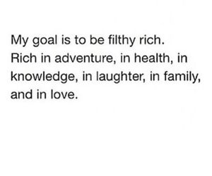 goals, adventure, and family image