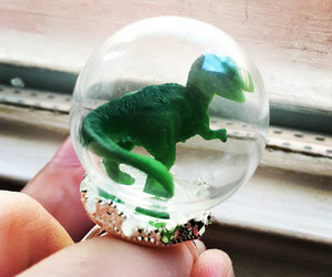 bubble, dinosaur, and disney image