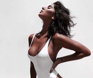 bikini, hair, and inspiration image