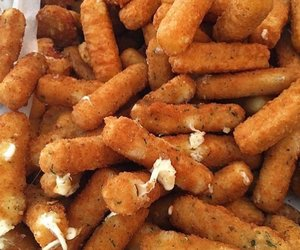 food, yummy, and cheese image