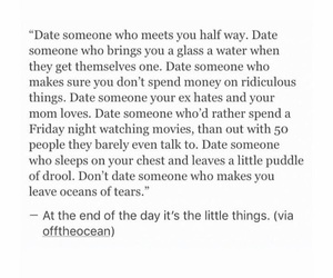 date, dating, and inspiration image