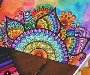 art, cute, and colors image