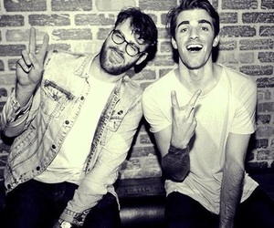 the chainsmokers, dj, and alex pall image