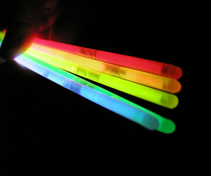 light, neon, and colors image