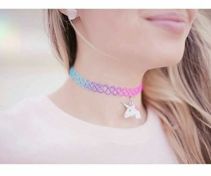 colores, chocker, and dije image
