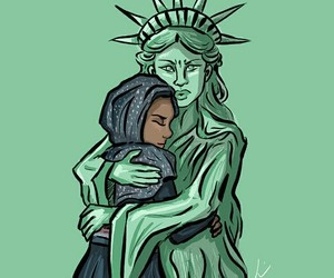 muslim, equality, and america image