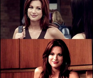 one tree hill, danneel ackles, and rachel gatina image
