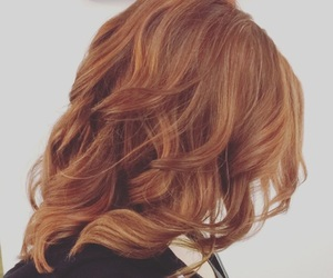 beautiful, blond, and curls image