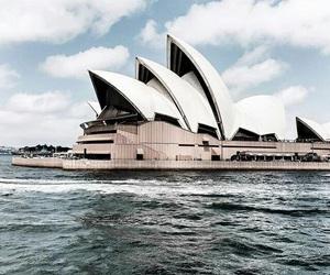 travel, Sydney, and australia image