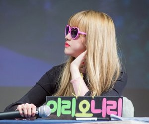 oh seunghee, korea, and kpop image