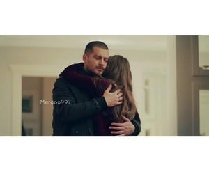 couple, hug, and sarp image