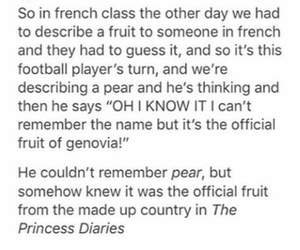 class, french, and fruit image