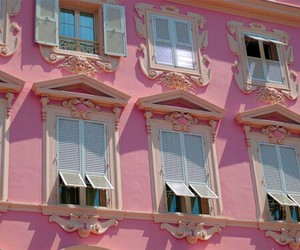 pink and windows image