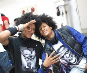 les twins, laurent bourgeois, and larry bourgeois image