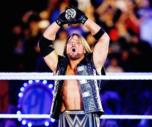 wwe and aj styles image