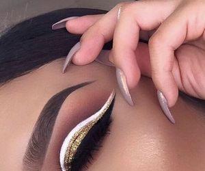 beautiful, goals, and make up image