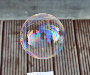 colors, soap bubble, and cute image