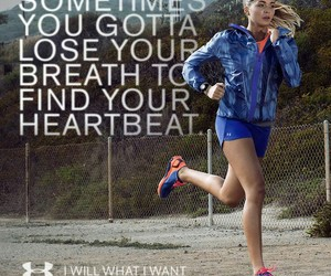 fitness, run, and workout image