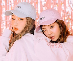 girl, pink, and 韓国 image