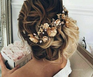 wedding and hairdressers image