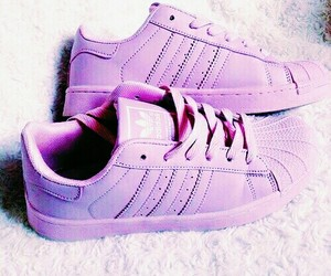 shoes and violet image