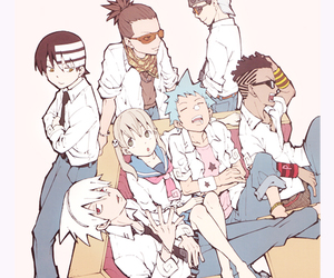 soul eater, anime, and manga image