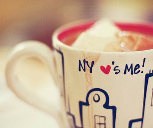 ny, new york, and cup image