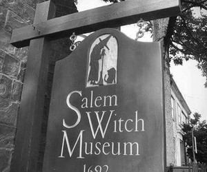 witch, salem, and museum image