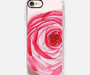 case, flowers, and gift image