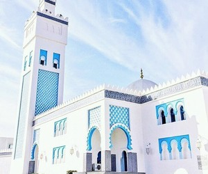 morocco, moroccan, and mosque image