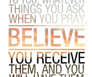 believe, iphone, and wallpaper image