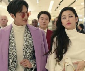 lee min ho and jun ji hyun image
